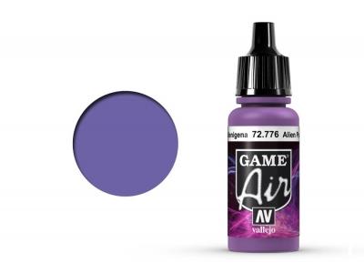 Vallejo Game Air, 72.776, Alien Purple, Цвет фиолетового пришельца, 17 мл