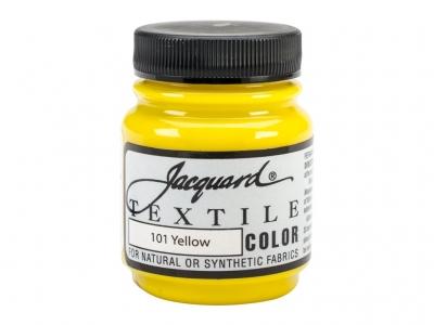 Jacquard Textile Color, JAC101, Жёлтая, 67 мл
