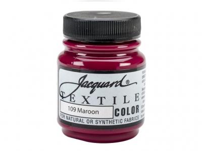 Jacquard Textile Color, JAC109, Краповая, 67 мл