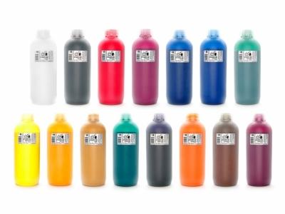 ExMix, 14 базовых цветов по 1 литру