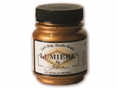 Jacquard Lumiere Color, JAC565, Металлик бронза, 67 мл