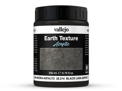 Vallejo Diorama Effects 26.214, вулканическая почва и асфальт, 200 мл