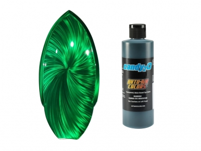 Createx Candy2-O Изумрудно-зелёная, 60 мл