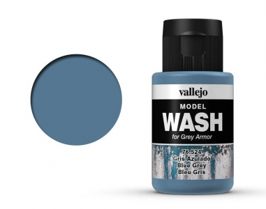 Vallejo Model Wash, 76.524, Проливка Сизая, 35 мл