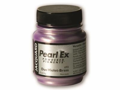 Перламутровый пигмент Jacquard Pearl Ex, JPX693, Фиолетово-бронзовый, 14,17 г
