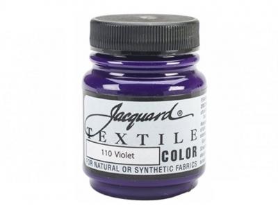 Jacquard Textile Color, JAC110, Фиолетовая, 67 мл