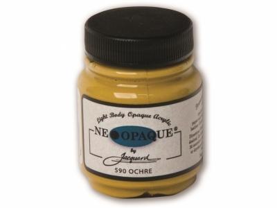Jacquard Neopaque Color, JAC590, Укрывистая охра, 67 мл