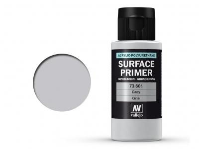 Vallejo Surface Primer, 73.601, Серый грунт, 60 мл