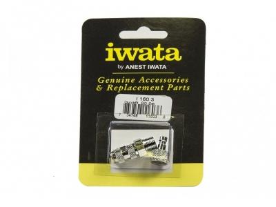 Быстроразъёмная муфта Iwata I 160 3