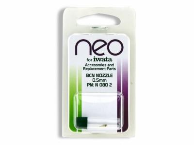 Сопло резьбовое 0,5 мм для NEO BCN