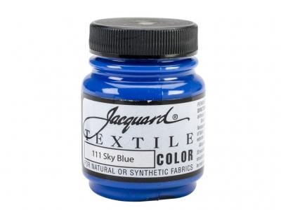 Jacquard Textile Color, JAC111, Небесно-голубая, 67 мл