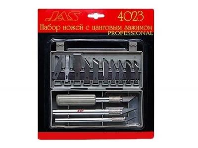 Набор ножей Jas 4023