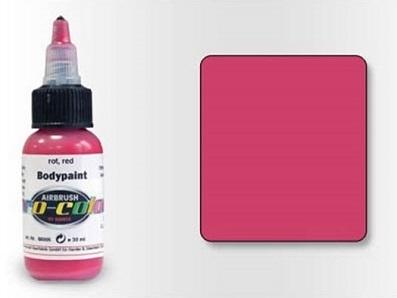 Pro-Color Bodypaint Красная, 30 мл