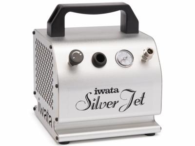 Iwata IS-50 Silver Jet