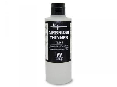 Vallejo Airbrush Thinner, 71.161, Разбавитель, 200 мл