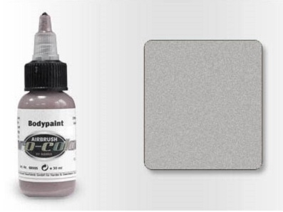 Pro-Color Bodypaint Серебряная, 30 мл