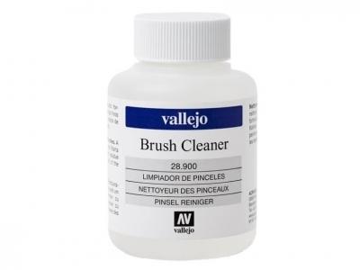 Vallejo Brush Cleaner, 28.900, промывка для кистей, 85 мл