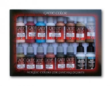 Набор красок Specialist для кисти, 72.297