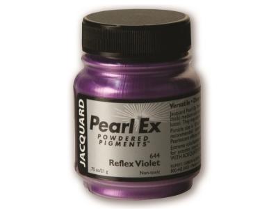Перламутровый пигмент Jacquard Pearl Ex, JPX644, Зеркальный фиолет, 21,26 г