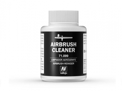 Vallejo Airbrush Cleaner, 71.099, Промывка, 85 мл