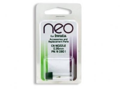 Сопло резьбовое 0,35 мм для NEO CN
