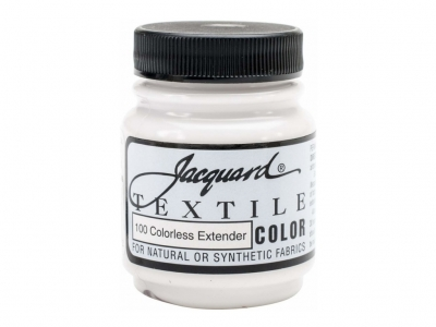 Jacquard Textile Colorless Extender, JAC100, Прозрачный медиум, 67 мл