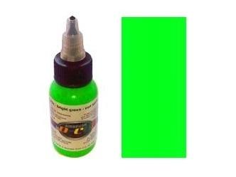 Pro-Color Флуоресцентная Зелёная, 30 мл